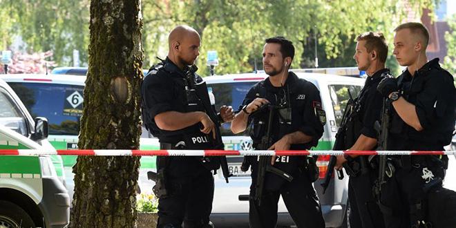 DIAPO-Coups de feu à Munich