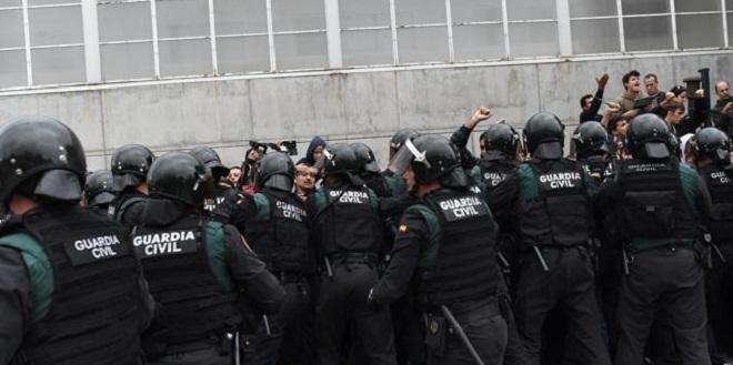 Espagne : Fortes tensions en Catalogne