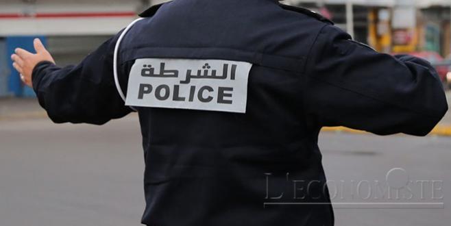 Imzouren : Quand un policier roule avec de fausses plaques