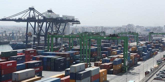 Echanges extérieurs: Le déficit commercial s'allège, le TC recule