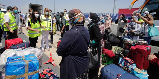 1.200 saisonnières marocaines rapatriées d'Espagne ce lundi