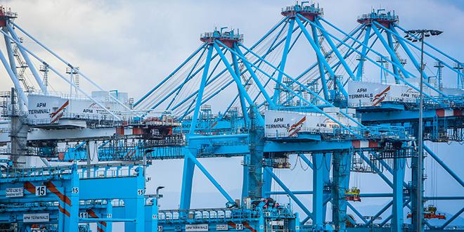 APM Terminals Tangier rehausse ses portiques