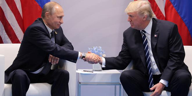 Trump et Poutine unis contre Daech