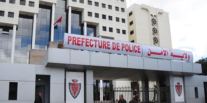 Casablanca : Des policiers arrêtés pour falsification