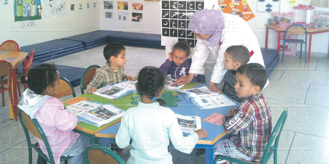 Préscolaire: Le Maroc encore loin du compte