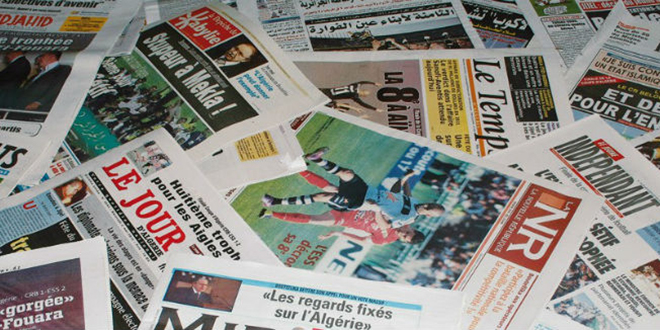 Algérie: La presse privée en crise