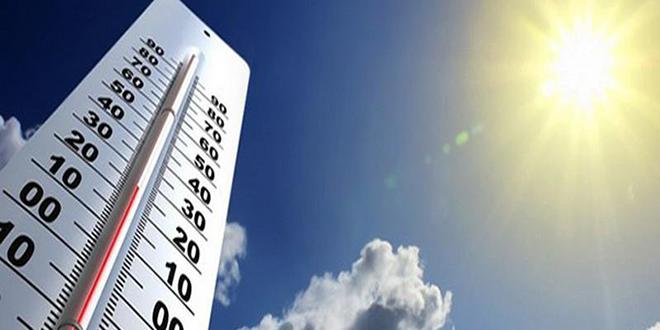 Averses ce soir et temps chaud jusqu'à lundi