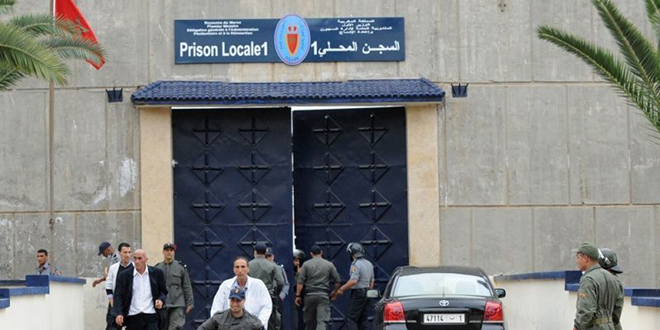 Salé : Fermeture de la prison locale