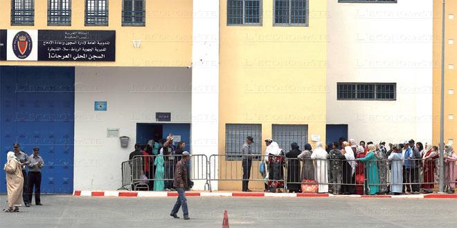 Prisons: Pas de paniers-repas le jour de l'Aïd Al Adha