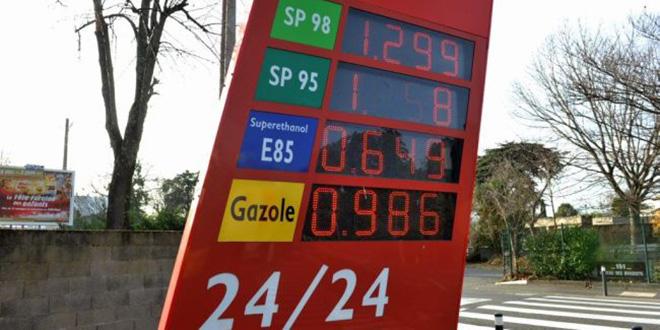 Stations-service: Lancement d'un comparatif des prix
