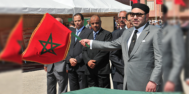Casablanca : Le Roi lance deux nouveaux projets sociaux