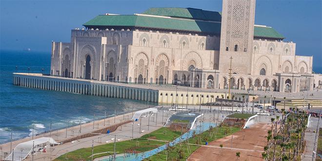 Économie d'énergie: La SIE accompagne la Mosquée Hassan II