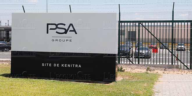 Automobile: PSA s'allie au CETIEV pour la R&D