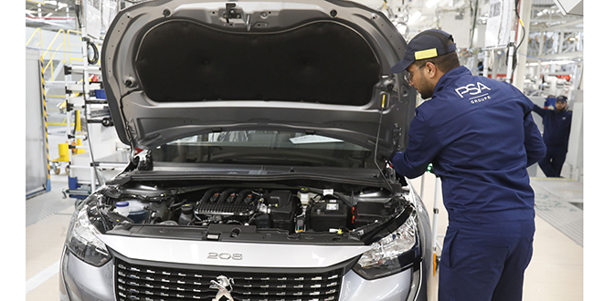"""PSA: """"Les moteurs ne seront pas produits au Maroc""""!"""