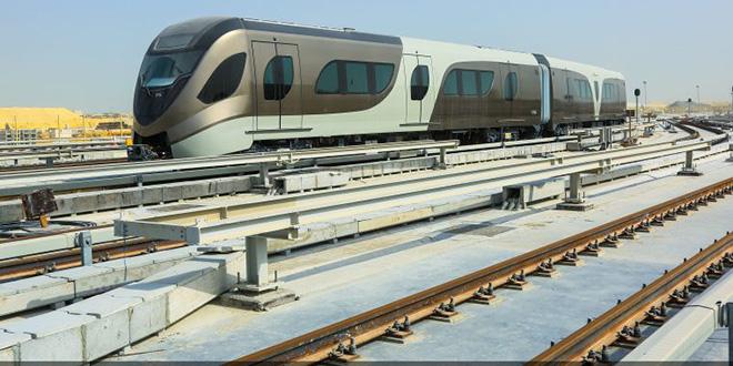 Le Qatar s'offre sa première ligne de métro
