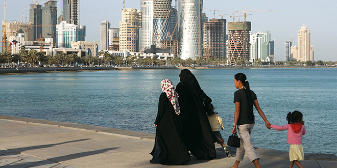 Le Qatar accorde des privilèges aux non-nationaux