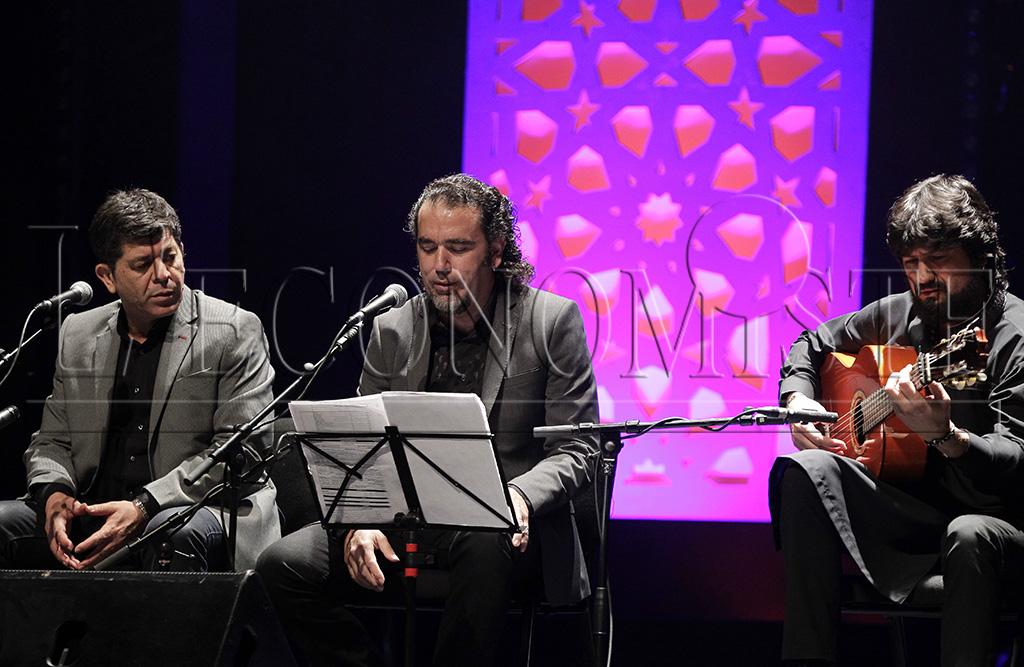 Qawwali Flamenco - Espagne