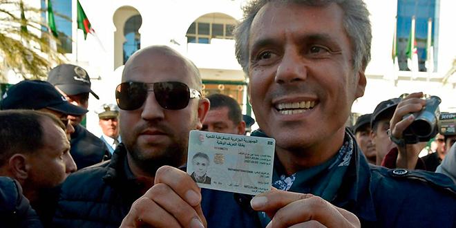 L'opposant algérien Rachid Nekkaz interpellé à Genève