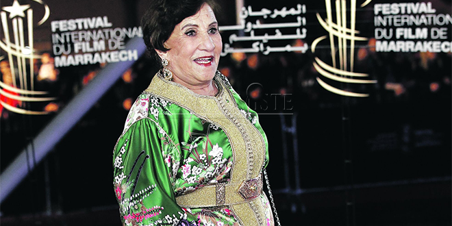 L'actrice Amina Rachid tire sa révérence