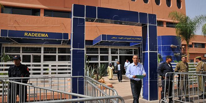 Marrakech : Le plan d'investissement de la Radeema 2018-2022