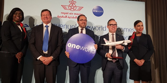 La RAM intègrera l'alliance Oneworld