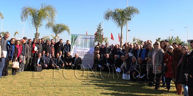 Rationalisation de l'eau à Meknès : L'INRA prône la collaboration scientifique