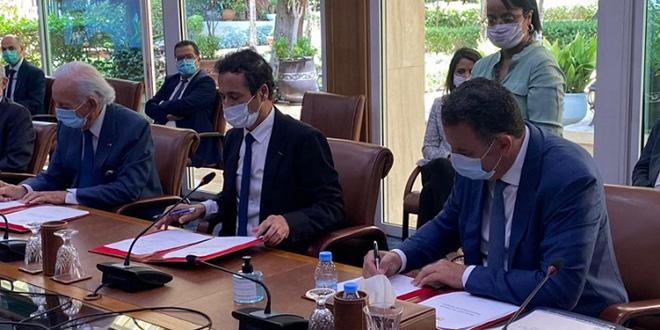 Relance et emploi: La CGEM, le GPBM et l'Etat signent le pacte