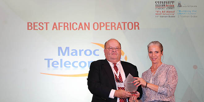 Maroc Télécom élu «Meilleur opérateur africain»