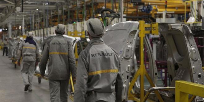 Cyberattaque : Les usines Renault reprennent leurs activités demain