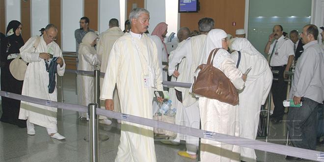 Hajj : Le retour des pèlerins marocains démarre