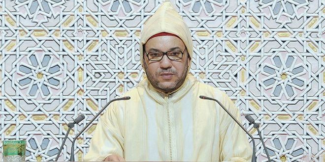 Le Roi gracie plusieurs condamnés pour terrorisme