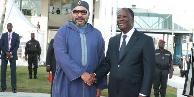 Côte d'Ivoire : Le Roi inaugurera deux projets baptisés à son nom
