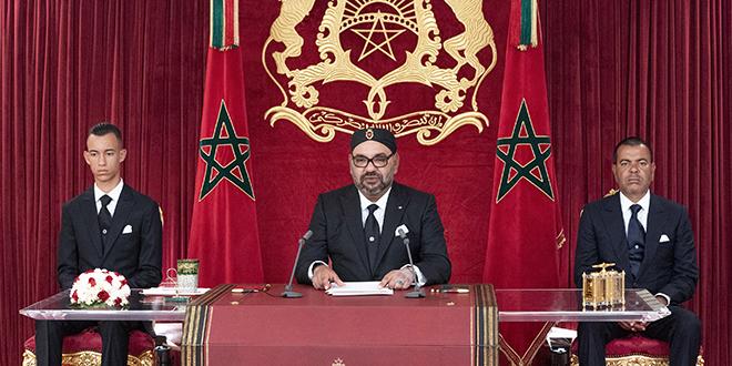 Ouverture de la session d'automne du parlement.: texte intégral du discours royal