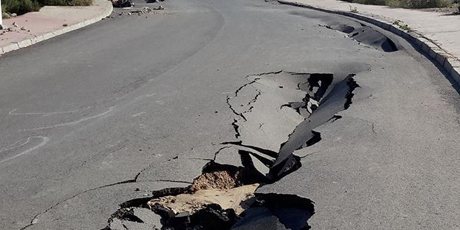 Chefchaouen-Tétouan : Aussitôt ouvert, un tronçon routier se dégrade