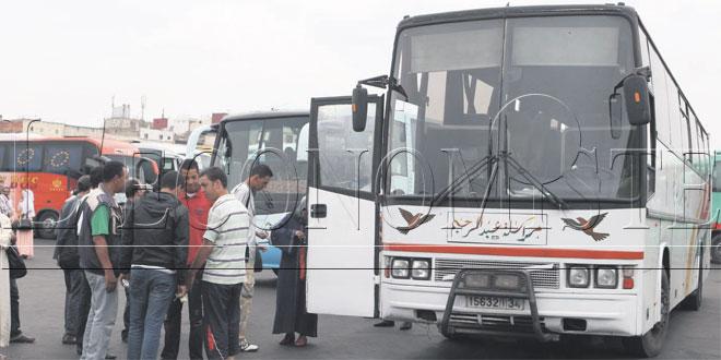 Transport routier : Le dépôt des demandes pour le renouvellement du parc démarre