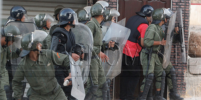 Al Hoceima : RSF dénonce