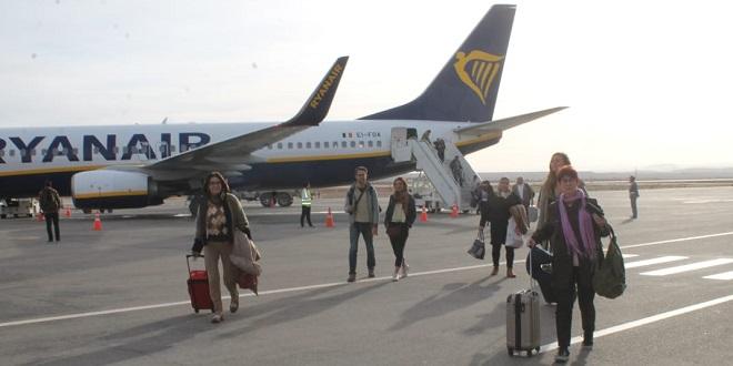 Ryanair relie Ouarzazate à Bordeaux