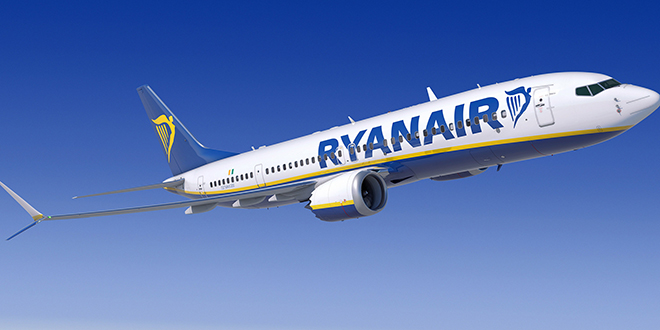 Perte pour Ryanair au 3e trimestre