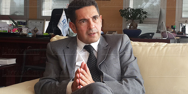 Pour sa première interview, Saaïd Amzazi choisit L'Economiste