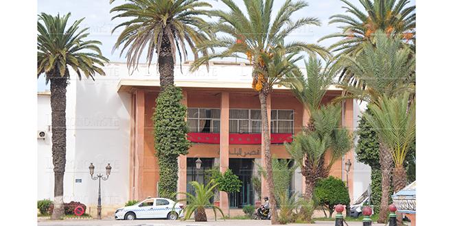 Safi: Le Conseil communal valide plusieurs projets