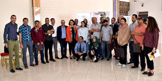TPE: Safi Mobadara s'allie à GIZ