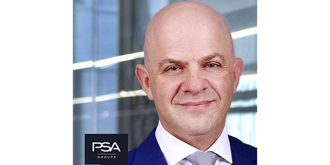 PSA: Un nouveau directeur pour la région MEA