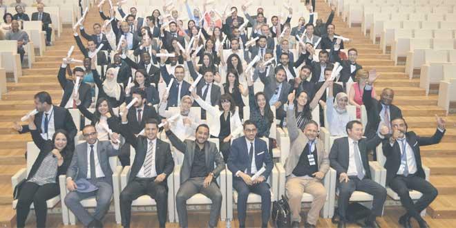 SAP Africa: Formés, diplômés et même embauchés