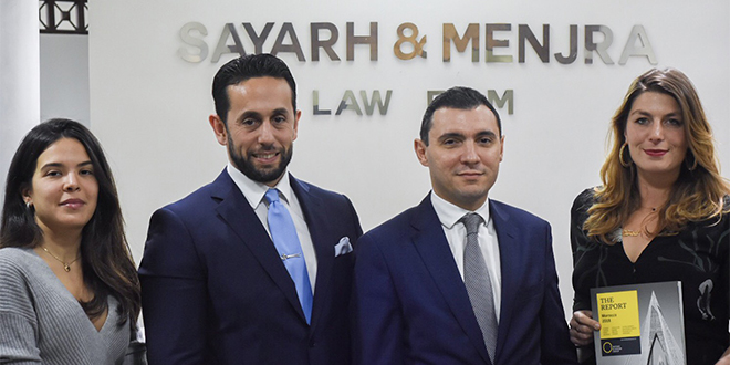 Sayarh & Menjra partenaire d'OBG