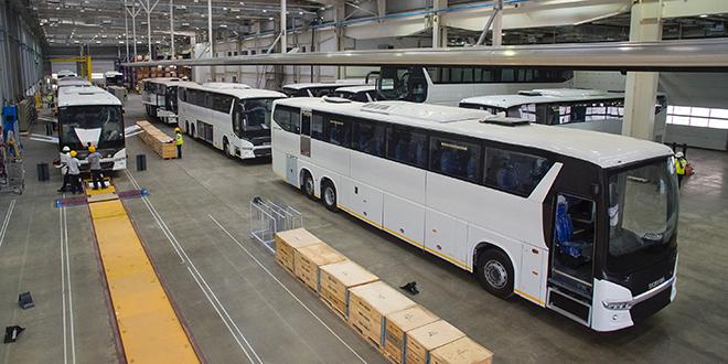 Scania fournira des bus propres à Casablanca