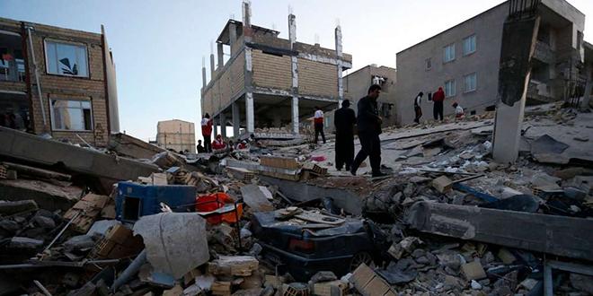 Violent séisme en Iraq