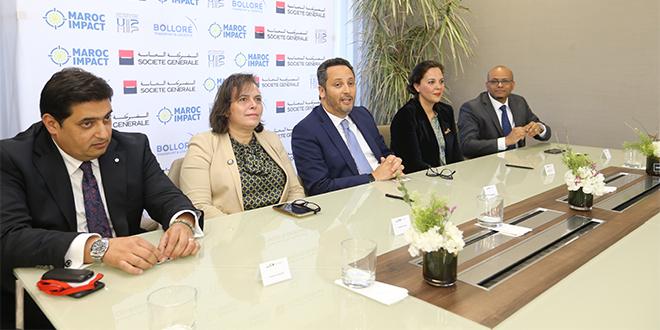 SG Maroc s'allie avec Maroc Impact et l'UH2C