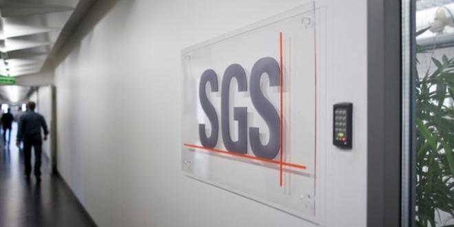 SGS améliore ses résultats