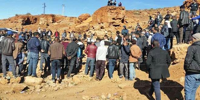 Jerada : Pas de mort à Sidi Boubker