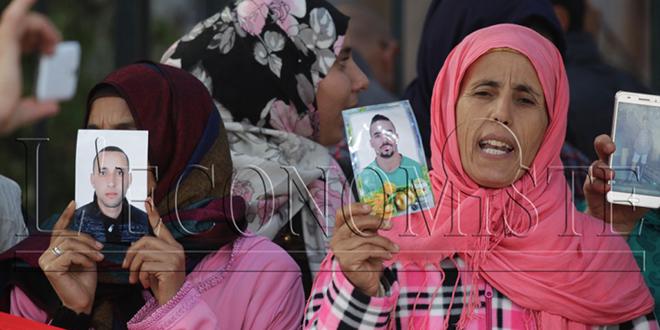 DIAPO/ Marocains bloqués en Libye : Les familles réagissent